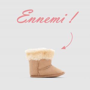 Fashion faux pas botte fourrées en hiver