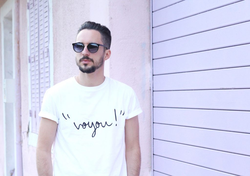 t shirt homme stylé