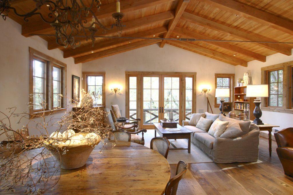 Décoration maison en bois