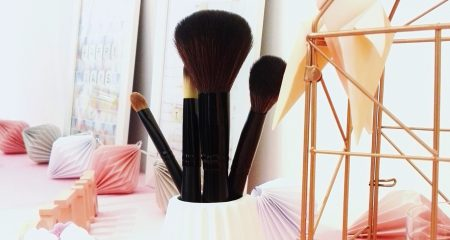 maquillage contouring visage